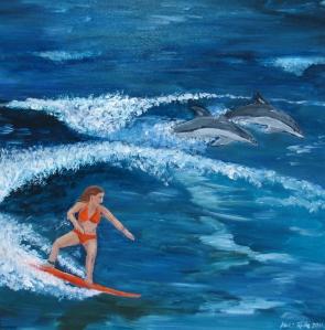 Malerei Lebensfreude