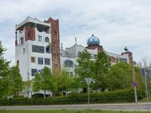 Hundertwasser Schule in Wittenberg